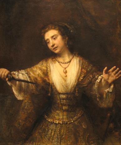 Inner Conflict    Rembrandt