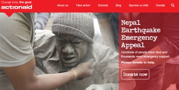 Nepal Action Aid