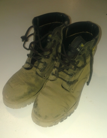 Nanibian Boots