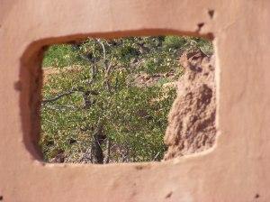 Namibian Window