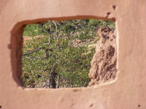 Namibian Window